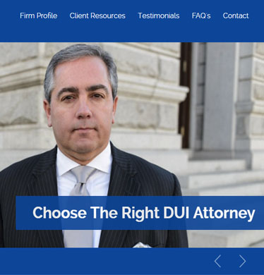 web design for attorneys
